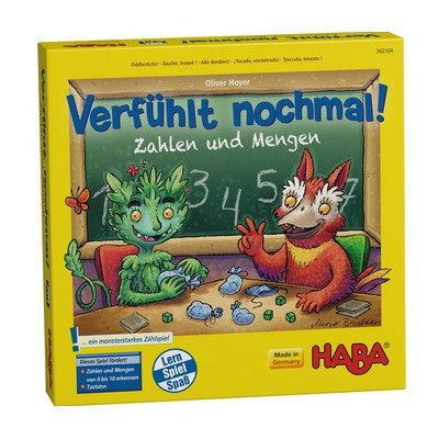 Frankindex! Numbers & Quantities (Haba 302104) 5-8yrs