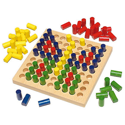 Color Pegs, Color Pictures (Haba 2230)