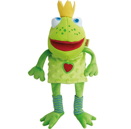 Glove Puppet Frog King (Haba 300490)
