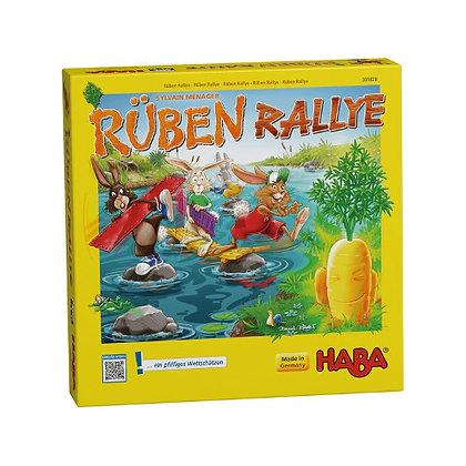 Rabbit Rally (Haba 301828) 4yrs+