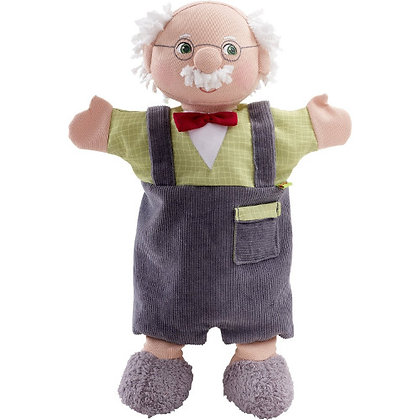 Glove Puppet Grandpa (Haba 301480)