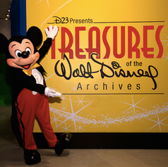 Treasures of the Walt Disney Archives