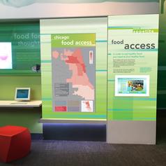 Food Access Digital Interactives