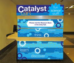 Catalyst Cart Closed