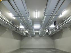 Multi-blade Aluminum Tubes Row
