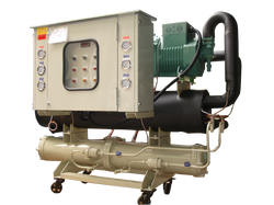 Water-Cooled Semi-hermetic Chiller
