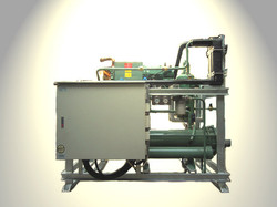 Water-Cooled Screw Unit