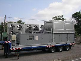 冷凝式油氣回收設備