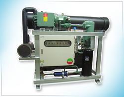 Air-Cooled Screw Unit
