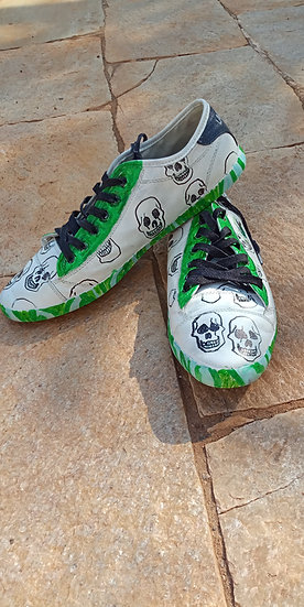LACOSTE SKULL SHOES