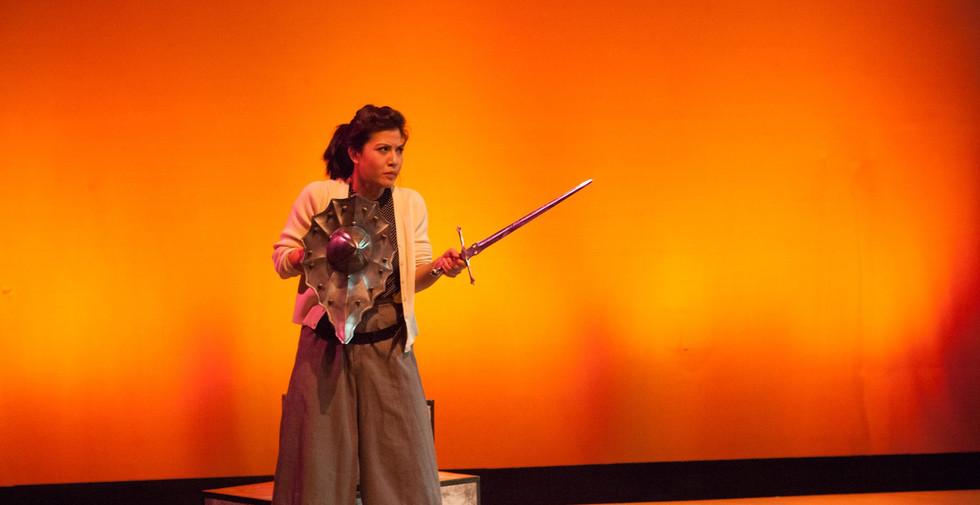 Agnes in She Kills Monsters