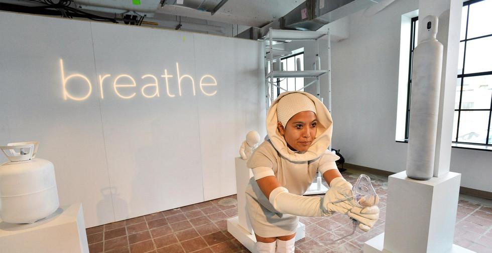 Artisanal Air in Creative Time's Doomocracy