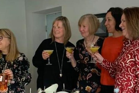Gin Tasting with Maggies, Oldham