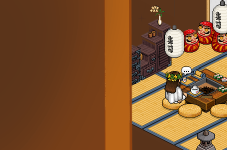 Welcome to Habbo Japan! (August)