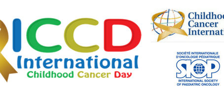 International Childhood Cancer Day!