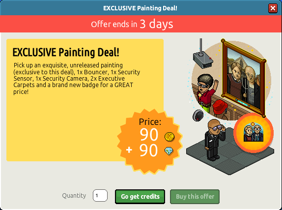 Exclusive Painting Deal!