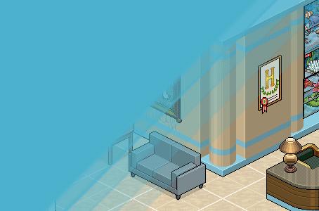 New helpdesk room on habbo.fr
