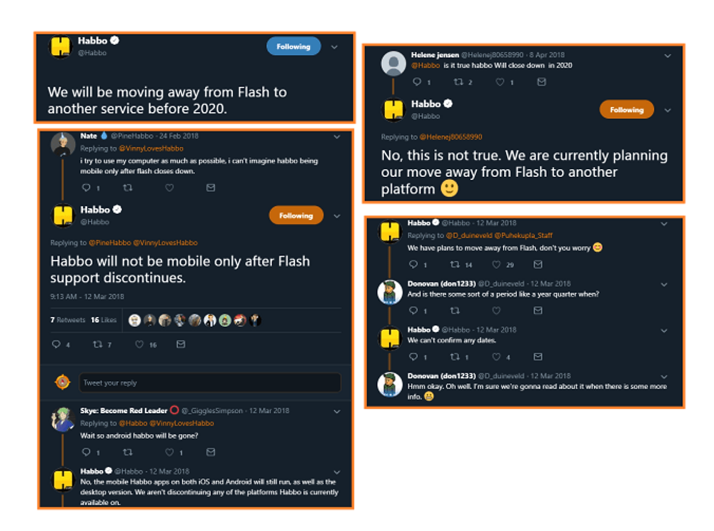 habbo speaks about flash player and plans about 2020