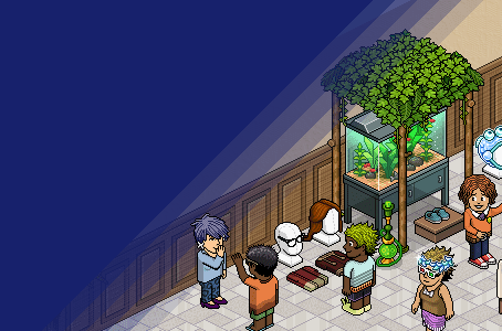 This month Hygge In Habbo!