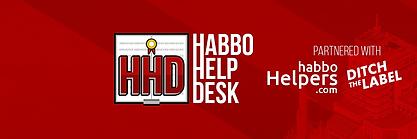 HabboHelpdesk - HHD - Twitter Header new
