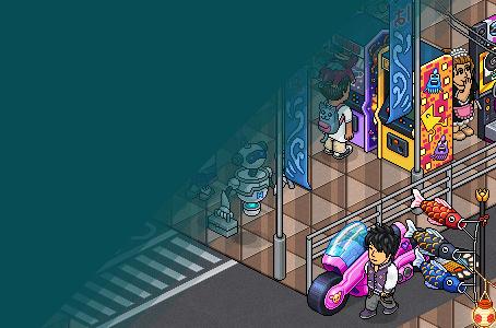 Habbo Tokyo Crafting (update)