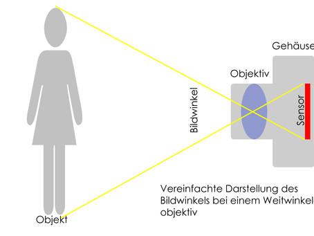 (9)  Was versteht man unter Bildwinkel