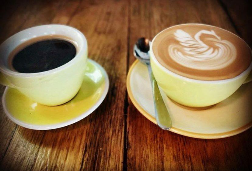 Black or Milk Coffee?