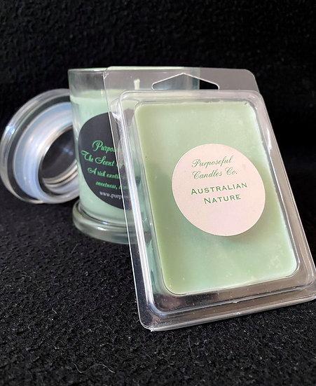 Australian Nature Soy Melt 70g