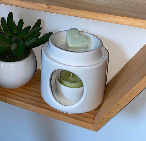 Simple Oil Burner
