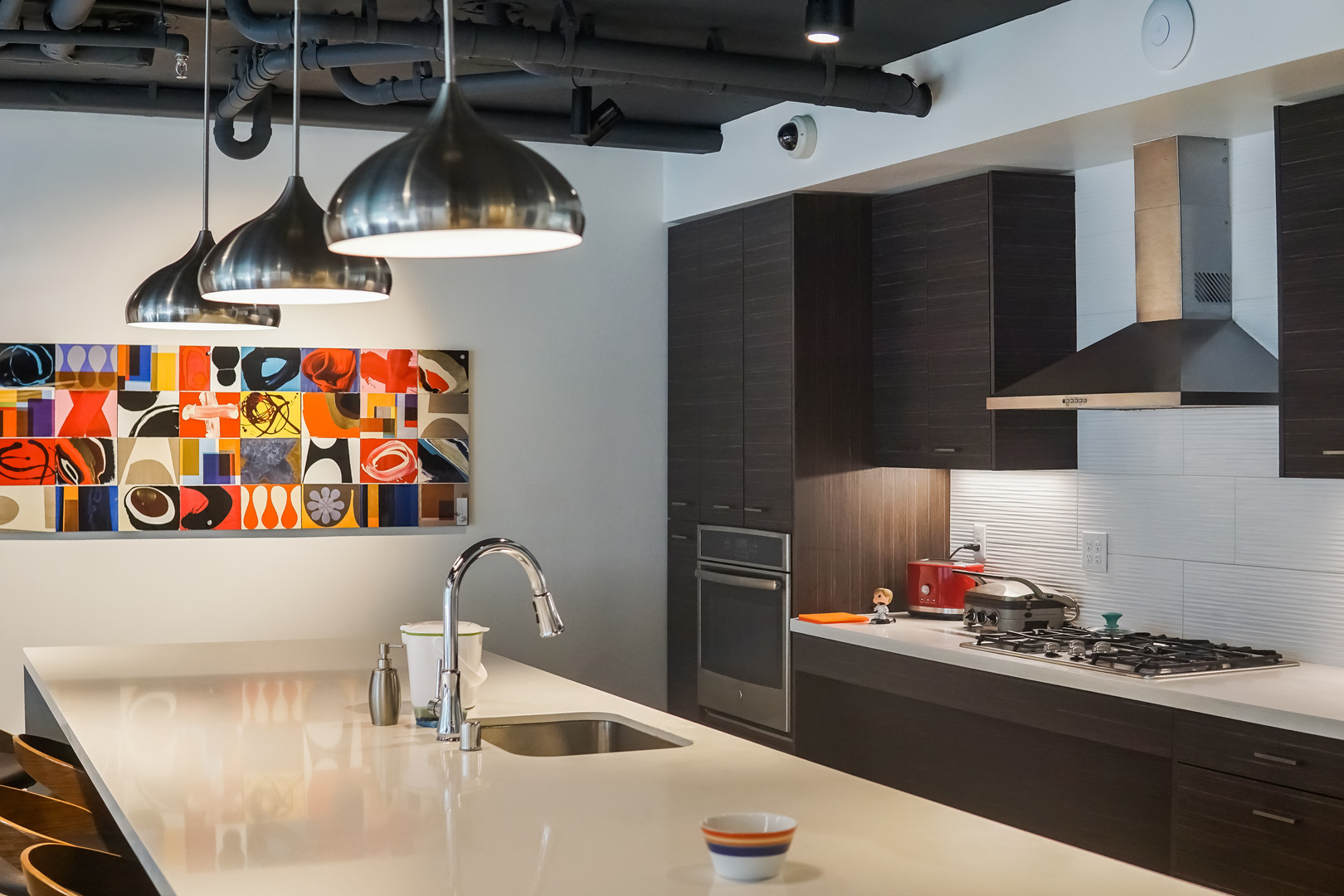 Club Room Kitchen