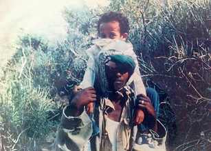 Sahel, Eritrea, 1979. Photo taken by American researcher, writer and photographer Dan Connell.