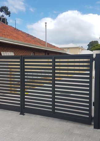 Classic Aluminium - Black outdoor