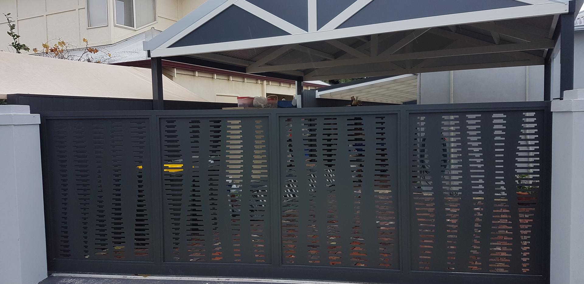 Automatic Gate - Pattern