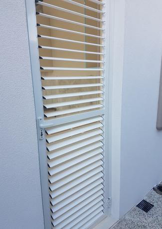 Classic Aluminium - Slats Inside Angle