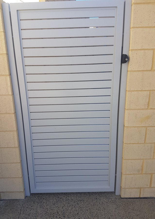 Classic Aluminium - Side door