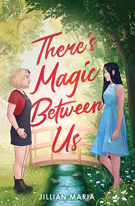 There's Magic Between Us_front.jpg