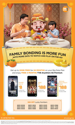 M1 Chinese New Year Deals 2019
