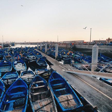 Essaouira - The beautiful Wind City of Africa.