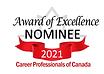 Outstanding Career Professional - Nominee, Sweta Regmi Nominee Award, Career Coaching/ Consulting