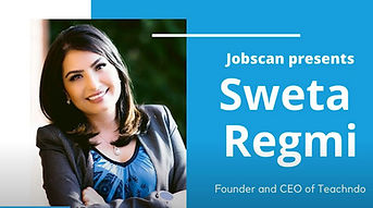 Sweta Regmi from Canada named as Top 25 Job Search Experts in LinkedIn. She is number 10 on the list.