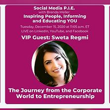 Sweta Regmi talks about corporate to entrepreneurship lesson