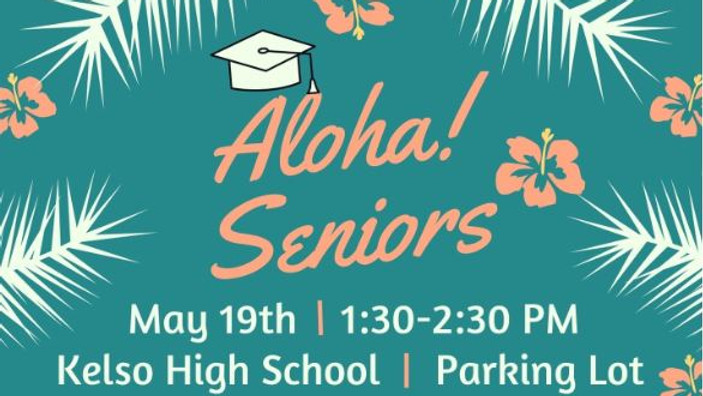 Aloha Seniors! A Postsecondary Signing Celebration for the Class of 2021