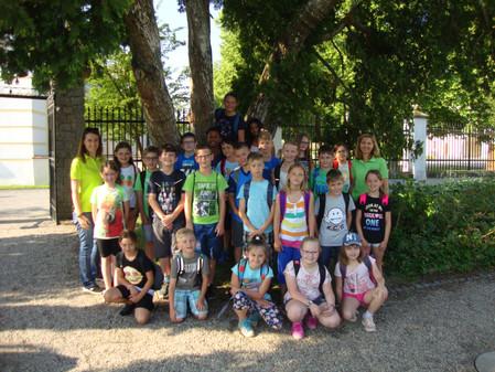 Ausflug der 3. und 4. Schulstufe