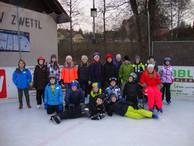 Eislaufen in Zwettl