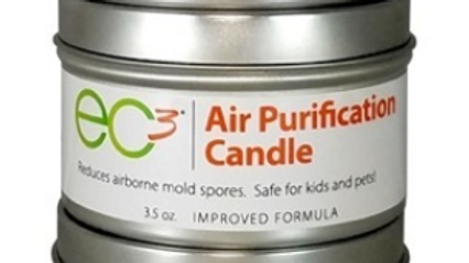 EC3 Candles 3-Pack Microbalance