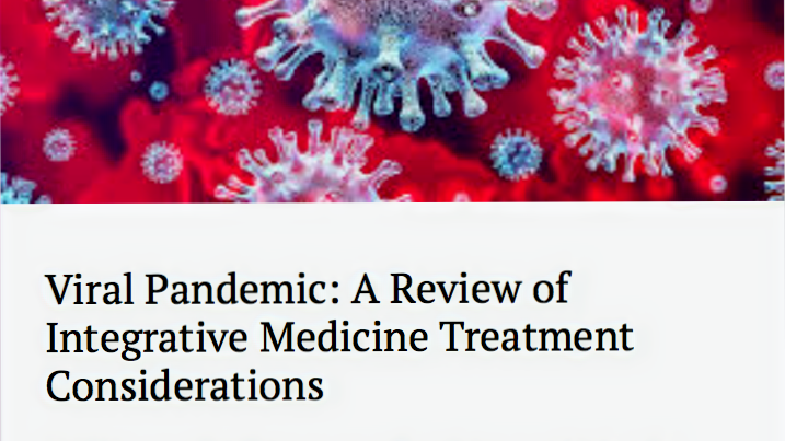 ACIM Viral Pandemic Protocol
