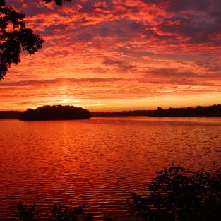 Lake Angelus Sunrise