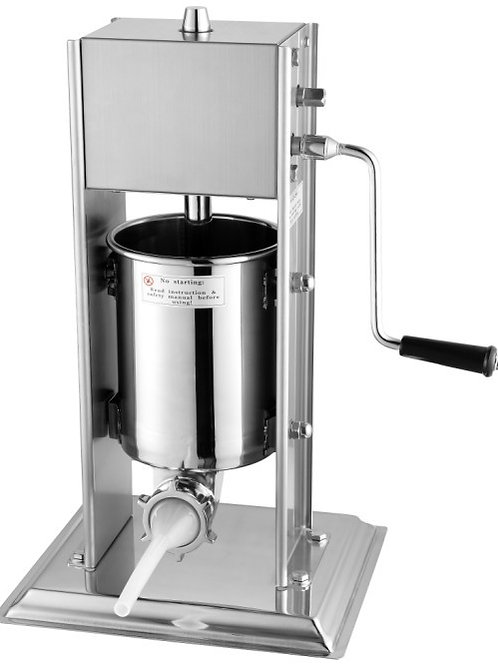 stainless steel vertical sausage filler