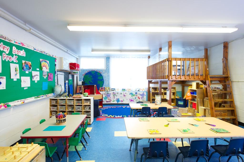 Bayley Beach Classroom