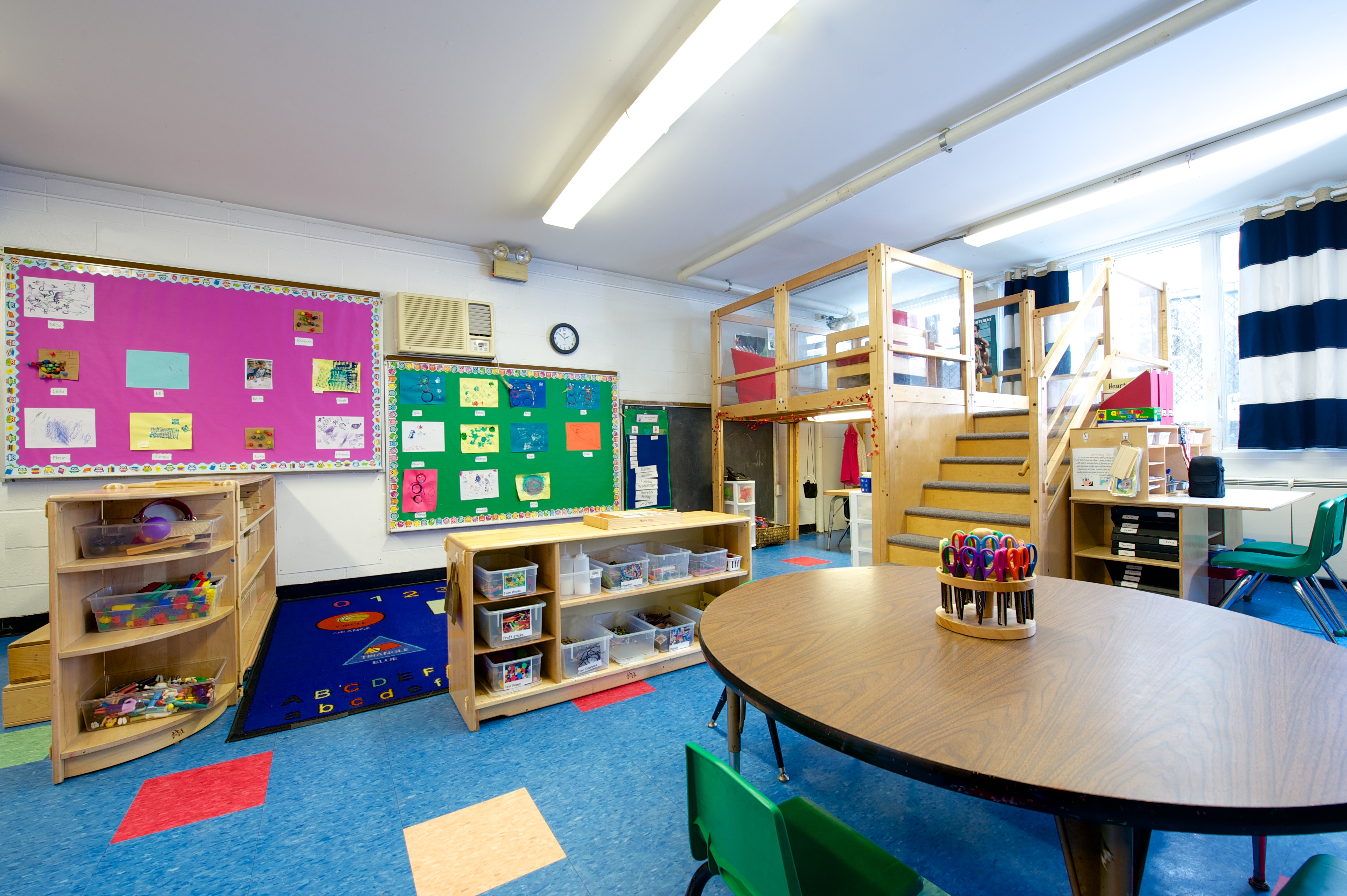 Pinkney Place Classroom